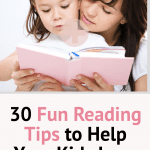 30 Fun Reading Activities To Do With Your Child 1