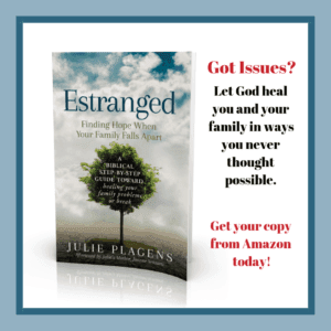 Estranged: Finding Hope When Your Family Falls Apart book.