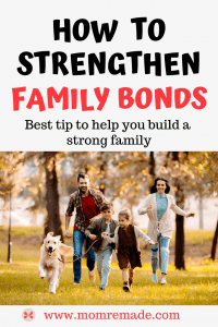 3 LIfe-Changing Ways to Create Family Memories. Family running together in the woods with the dog.