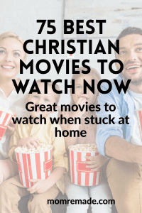 Christian movies for families